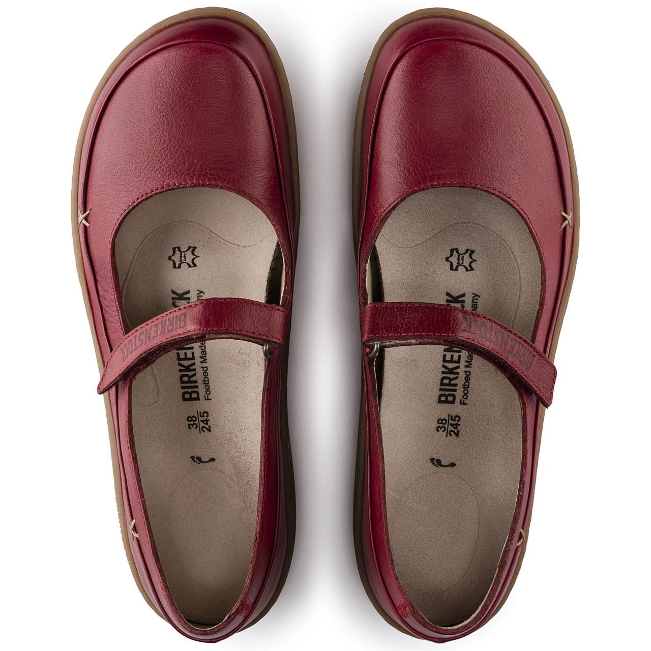 birkenstock-iona-red-1004578-pelle-rossa-milano-viareggio