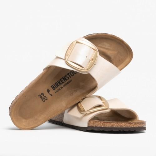 birkenstock-madrid-1015279-nar-ladies-birko-flor-one-strap-sandals-graceful-pearl-white-roma-milano-bologna-forlì-genova-lucca